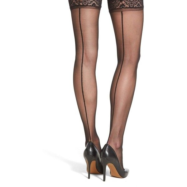 3611fa6295882 Women's Commando 'The Sexy' Thigh High Stay-Up Stockings ($30 ...