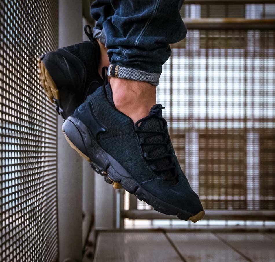 Dunkelblauer Nike Air Footscape NM Premium JCRD