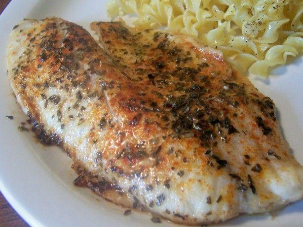 Photo of Tilapia Recipe  – Food.com