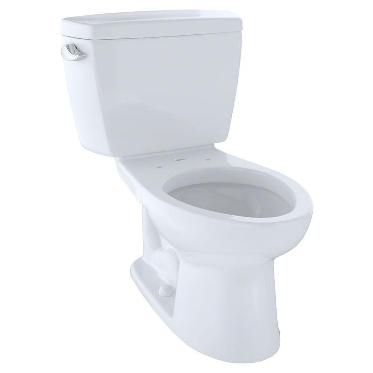 Big Flush Retro Vintage 1970s American Standard Toilet F 4049 Round Bowl White Toilets Ideas Of Toilets Toilets Toilets For Sale American Standard Toilet
