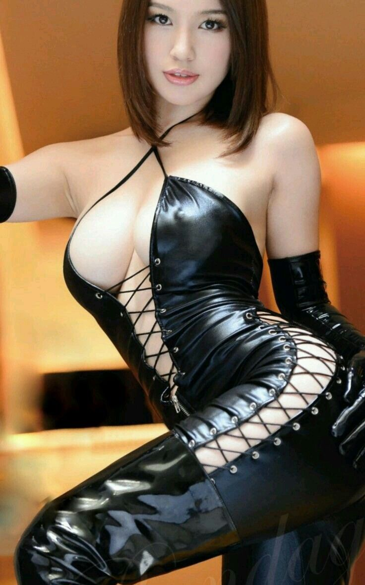 Are asian girls in latex amusing opinion