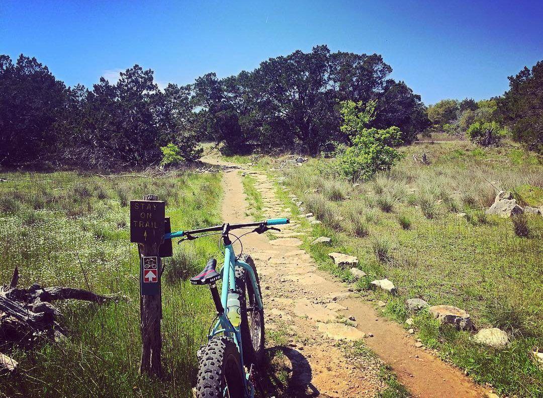 The Best Bike Trails In Austin Bike Trails Bike Ride Mountain