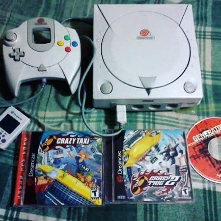 On instagram by mikecruzstefan #dreamcast #microhobbit (o) http://ift.tt/1OjsZUI #crazytaxi #Gamer #collection