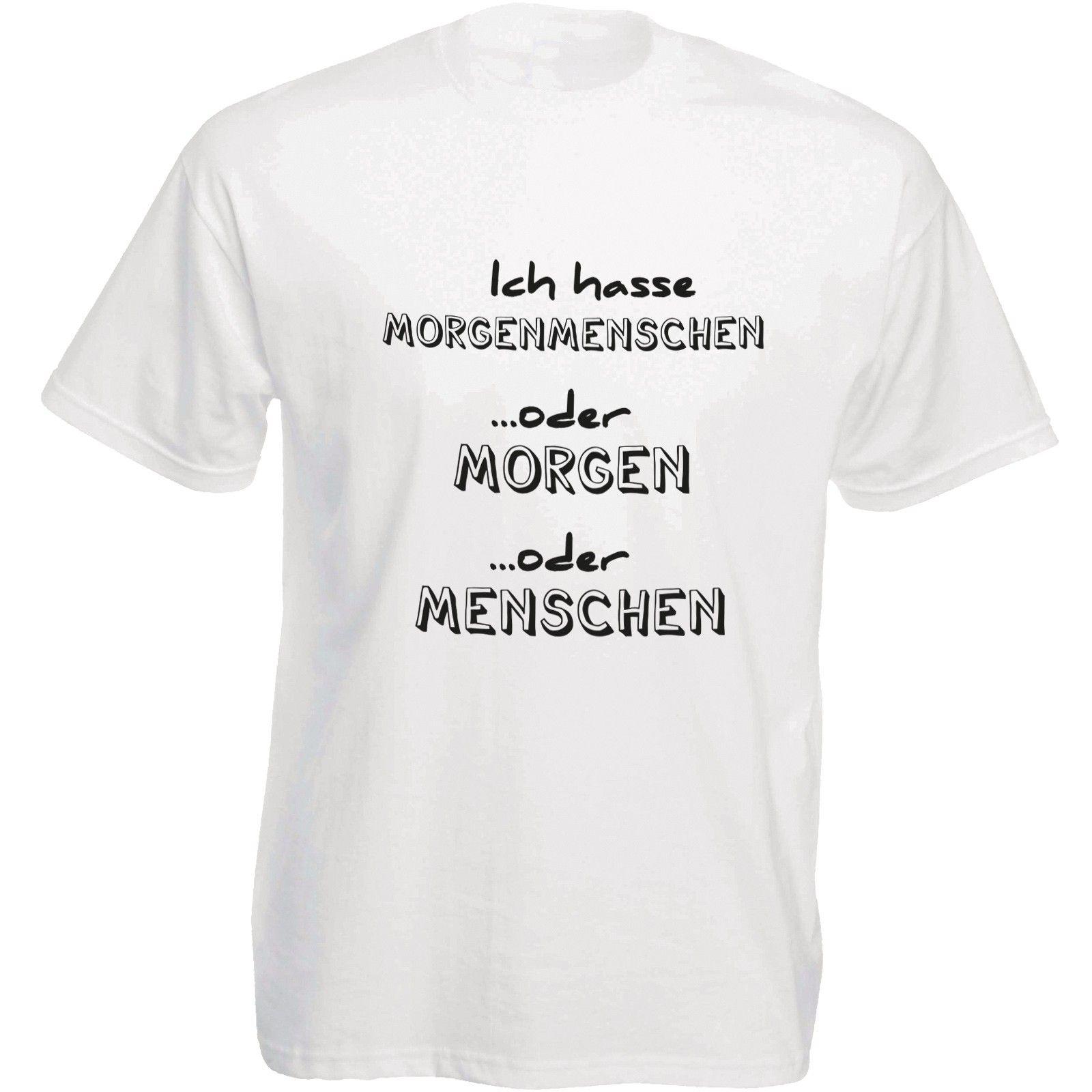 Ich hasse Menschen Damen T-Shirt Ich hasse Menschen Damen Shirt Ich hasse Mensch