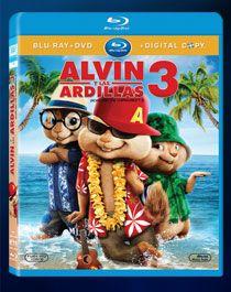 Alvin Y Las Ardillas 3 Alvin Y Las Ardillas 3 Ardillas Chipmunks