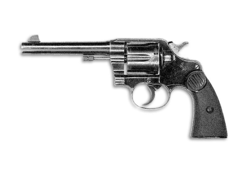 Picture of the Colt Model 1898 (New Service)