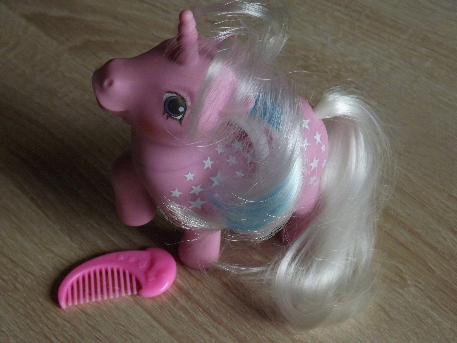 mon petit poney licorne etoile vintage 1987 ebay - Poney Licorne
