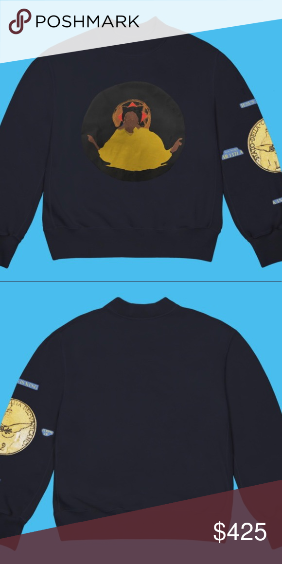 Kanye West Jesus Is King Sweater Kanye West Sweaters Sweater Brands