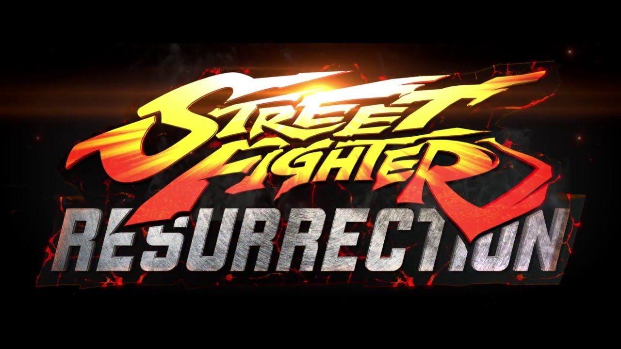 Nuevo Trailer Oficial de Street Fighter׃ Resurrection