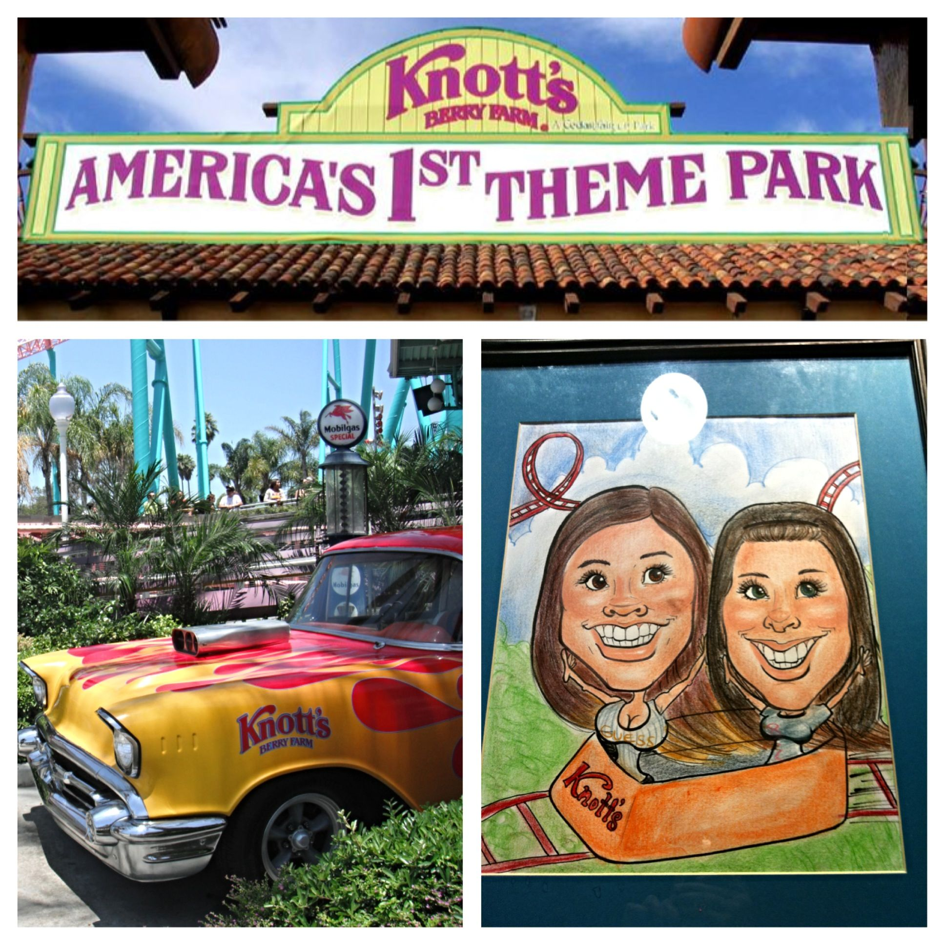 Knottus Berry Farm Buena Park CA firstthemepark calilovin