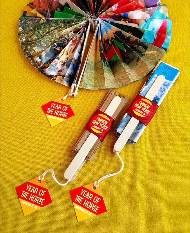 Handmade Paper Fans For Chinese New Year Paper Fans Convention Gifts Jw Gifts