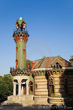 El Capricho de Gaudí | Gaudi, Beautiful architecture ...