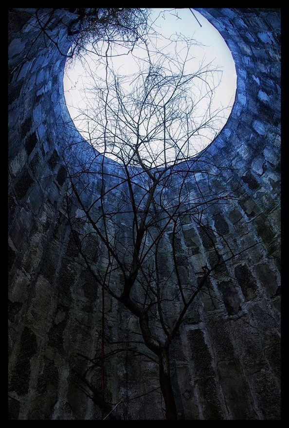 Silo Moon - how cool is that?