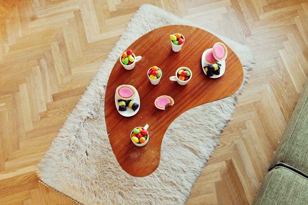 Sugar For My Honey Designspiration Interior Art Playdoh Shapes Pink Sweets