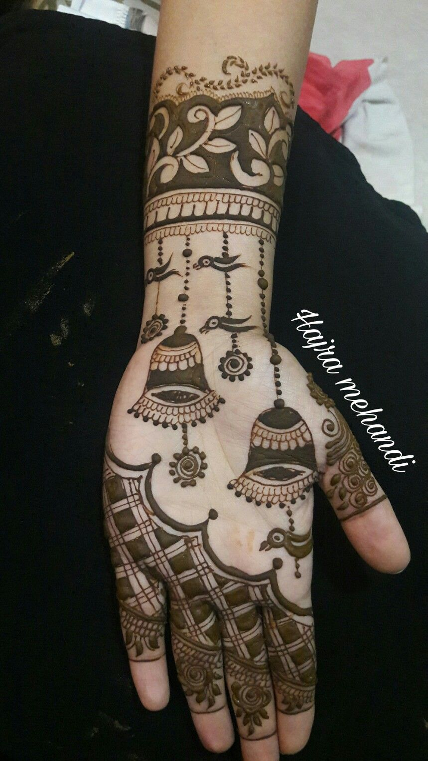 Pin de Hajra Shah en Mehndi | Pinterest