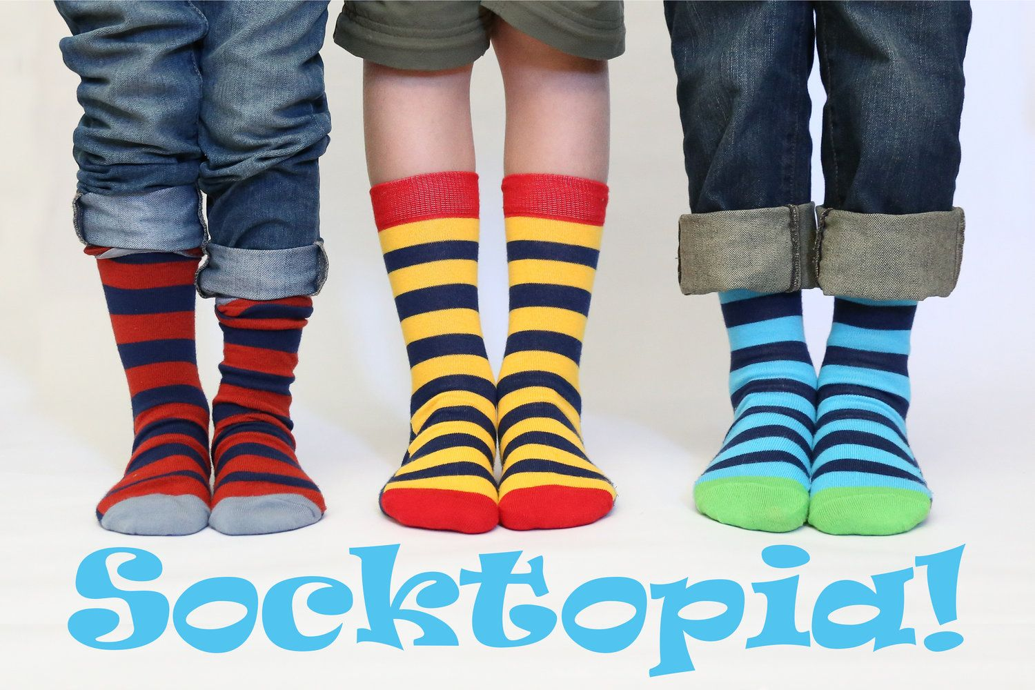 Through the We Help Two Socktopia campaign, organizations not only ...