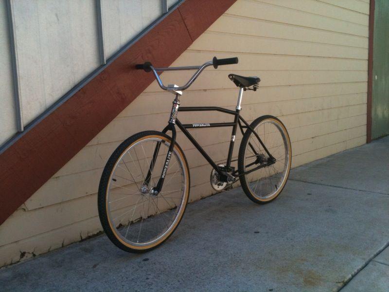 Powerlite Bmx 26 Cruiser Schwinn Bike Bmx Cruiser Cool Bicycles