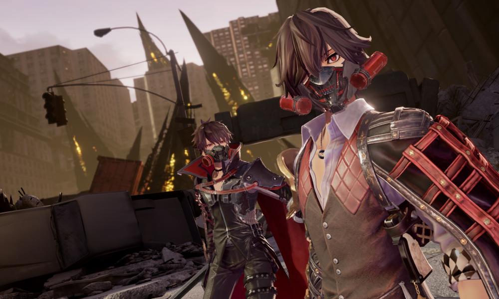 Bandai Namco muestra nuevas imágenes de Code Vein (con