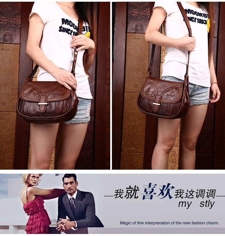 Бренд первый слой воловья кожа tgenuine кожа кроссбоди сумки для женщины посланник плеча слинг мешок элементы MB102 купить на AliExpress