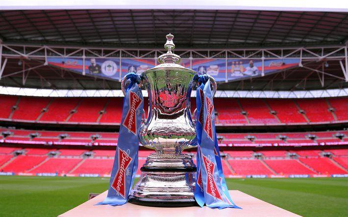 Lataa kuva FA Cup, Englanti, jalkapallo, soccer cup, Trophy