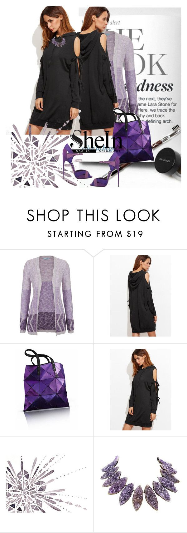 """""""Shein"""" by vaslida ❤ liked on Polyvore featuring maurices and Brian Atwood"""