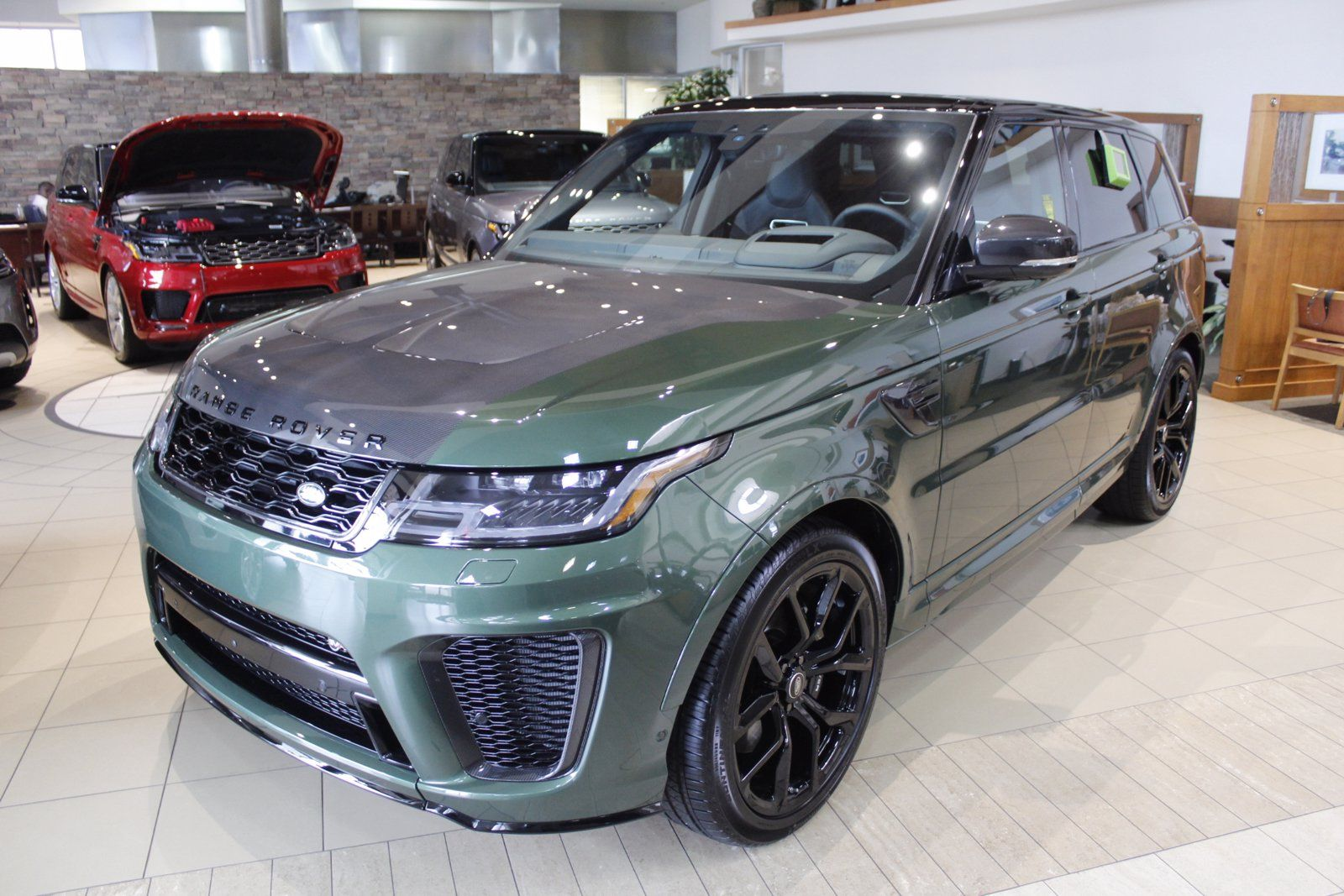 Explore The 2020 Land Rover Range Rover Sport Svr At Land Rover Southwest Houston In Houston Tx Vin Salwz2re2la7428 Range Rover Sport Land Rover Range Rover