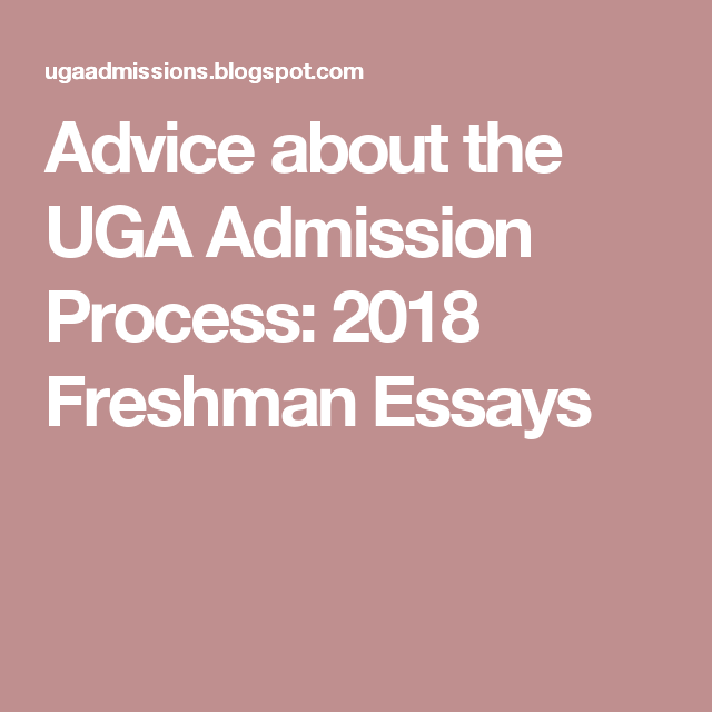 Proposal Essay Topics List Advice About The Uga Admission Process  Freshman Essays Essays Topics For High School Students also High School Essay Format Advice About The Uga Admission Process  Freshman Essays  Essay In English Literature