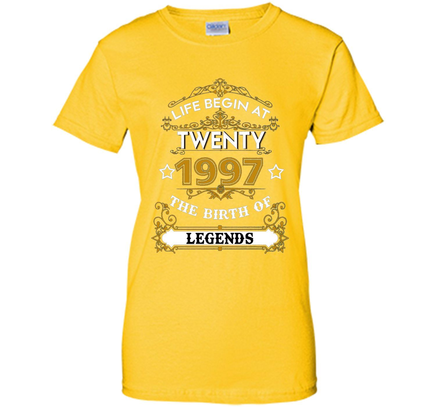 1997 The Birth Of Legends - Funny Tshirt For Man/Women cool shirt
