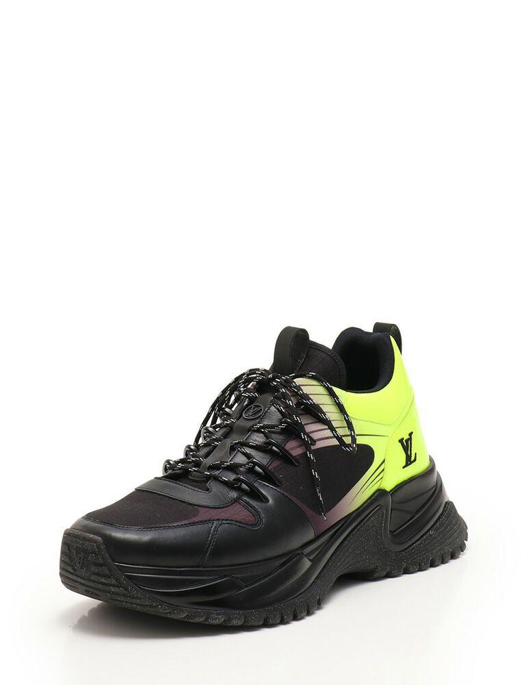 2fb6c1fe274 eBay #Sponsored LOUIS VUITTON run away pulse line sneakers Monogram ...