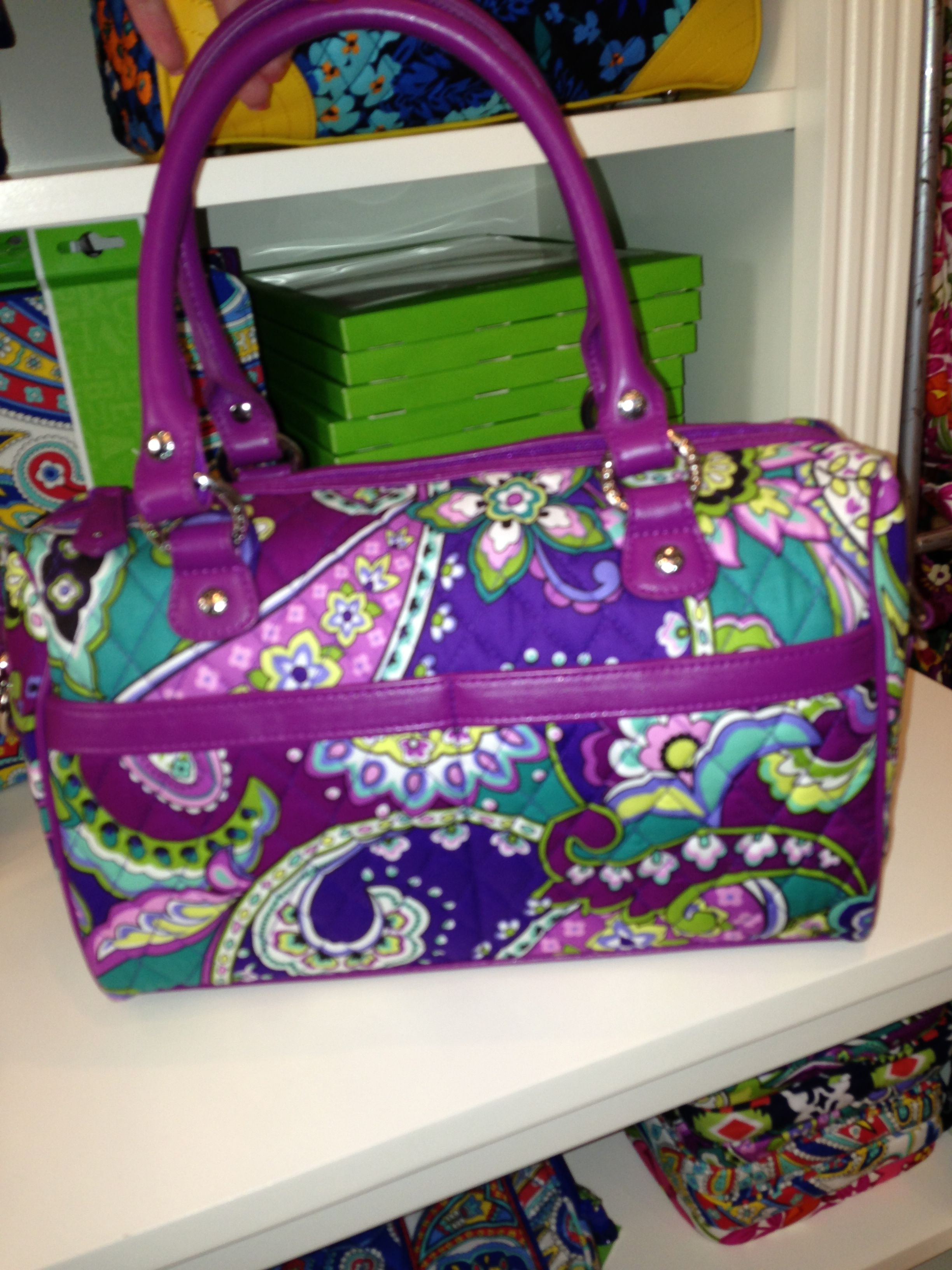 e2e1bf553cd3 LOVE this Vera Bradley bag!!!