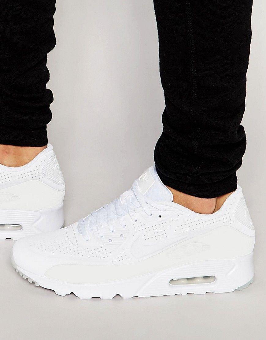 Nike+Air+Max+90+Ultra+Moire+Trainers+819477 111 | Nike air