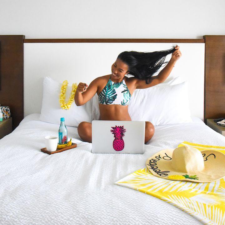 Pin By Alohilani Resort On Kat Gaskin At Alohilani Hawaii Resorts Waikiki Beach Hawaii Honeymoon
