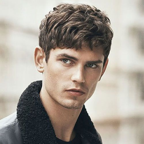 25 Best Men S Fringe Hairstyles Bangs For Men 2020 Guide Mens Hairstyles Short Haircuts For Men Medium Hair Styles