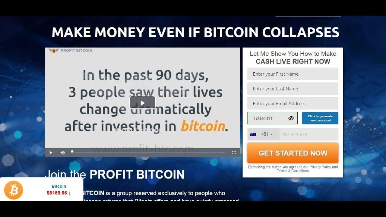 Pin On Profit Bitcoin Review Scam Or Legit Trading Platform