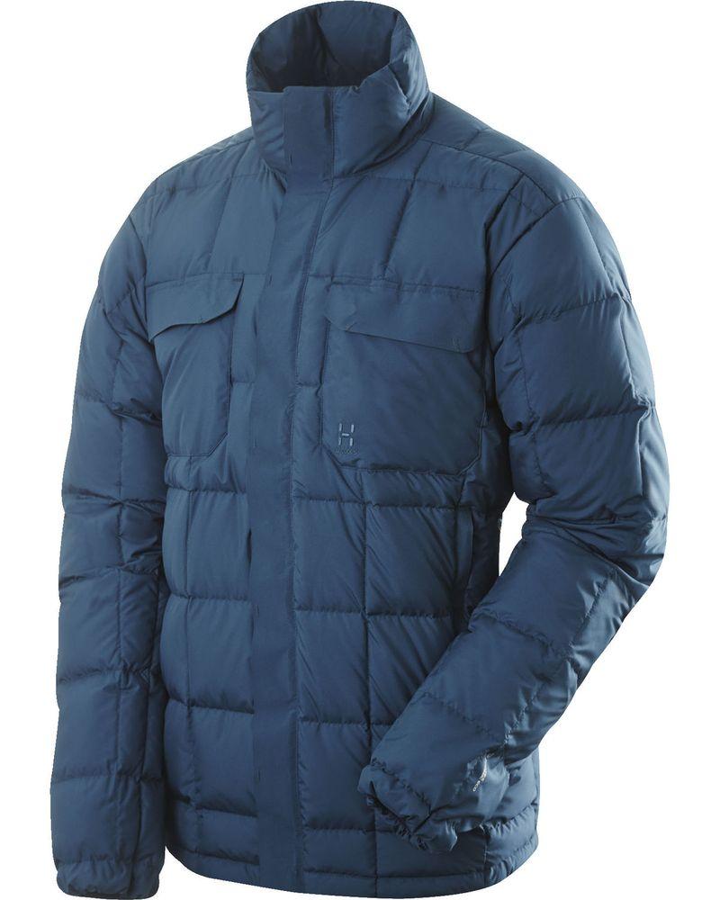 Haglofs hede down jacket :: Jassen :: Kleding Heren :: Breed assortiment|Zwerfkei Outdoor & Travel Centre