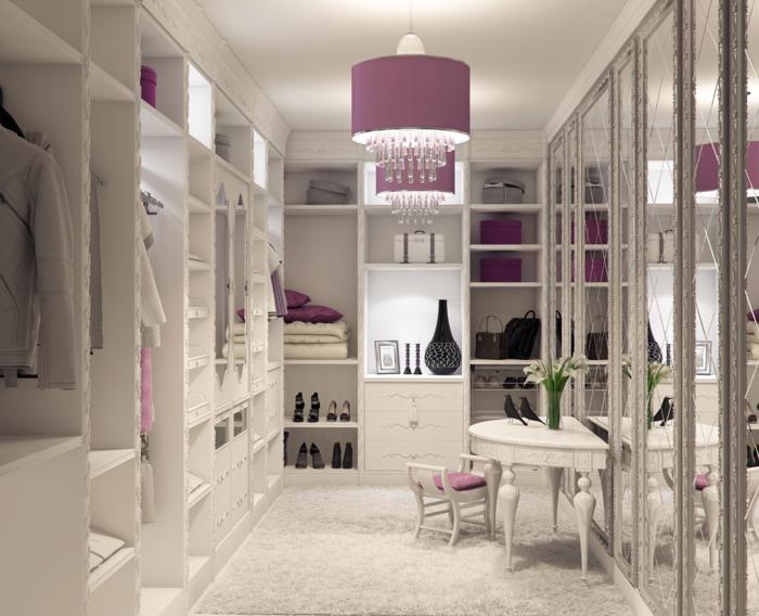 Ideen ankleidezimmer ~ Ankleidezimmer 60 ideen die für ihr eigenes wohlbefinden sorgen