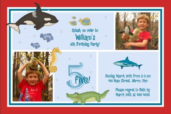 Cool 5th Birthday Party Invitation Wording Download This For FREE At