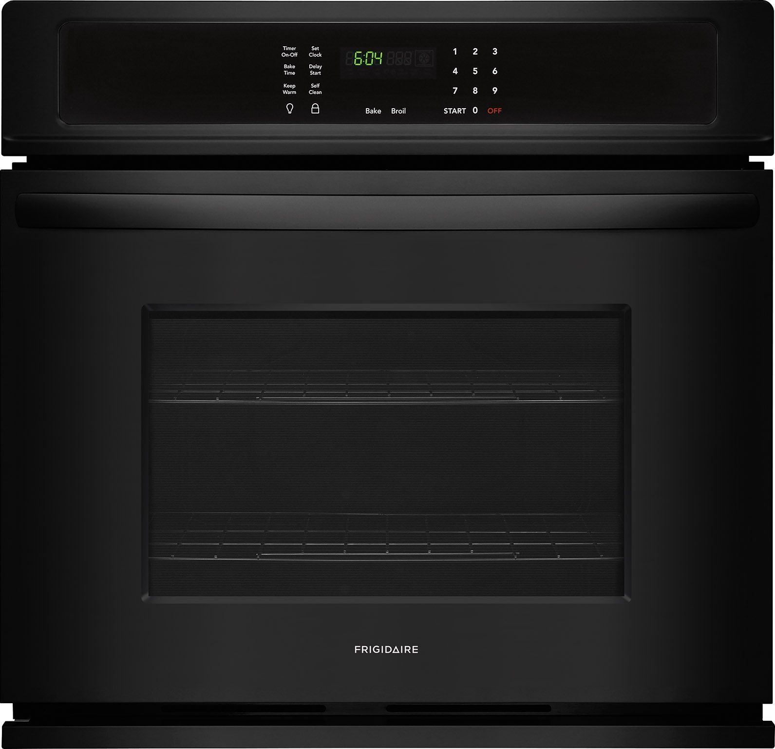 Ffew2726tb By Frigidaire Electric Wall Ovens Goedekers Com Single Electric Wall Oven Electric Wall Oven Single Wall Oven