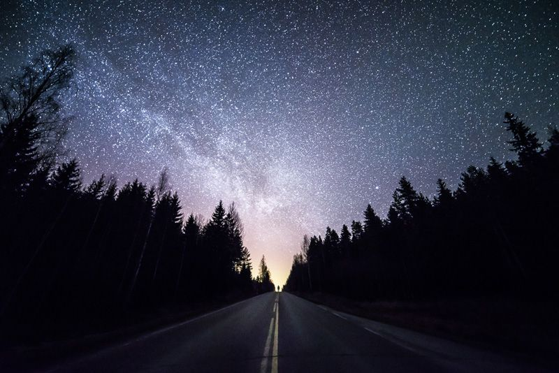 Finland Night Photography By Mikko Lagerstedt Sky Landscape Night Photography Long Exposure Photos