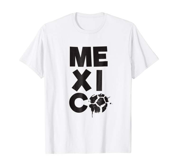 ba5a94a768f97 Amazon.com: Mexico Soccer Jersey T-Shirt: Clothing | T-Shirt ...