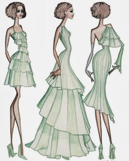 fashion model drawing google zoeken drawing