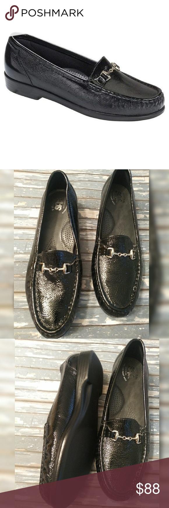 Nwot Sas Women S Metro Slip On Loafers Loafers Slip On Flat Shoes Women
