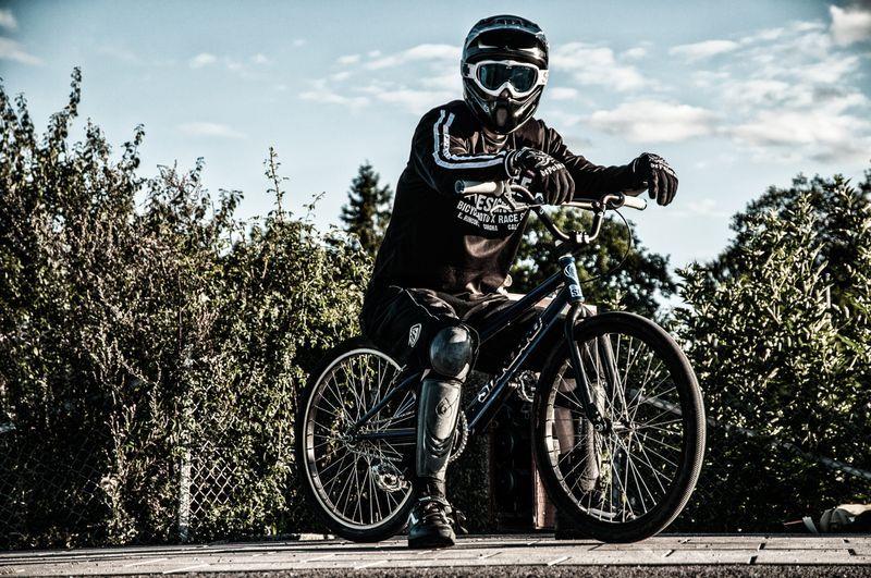 Me And My Standard 125r Cruiser Tipos De Bicicleta Bicicletas