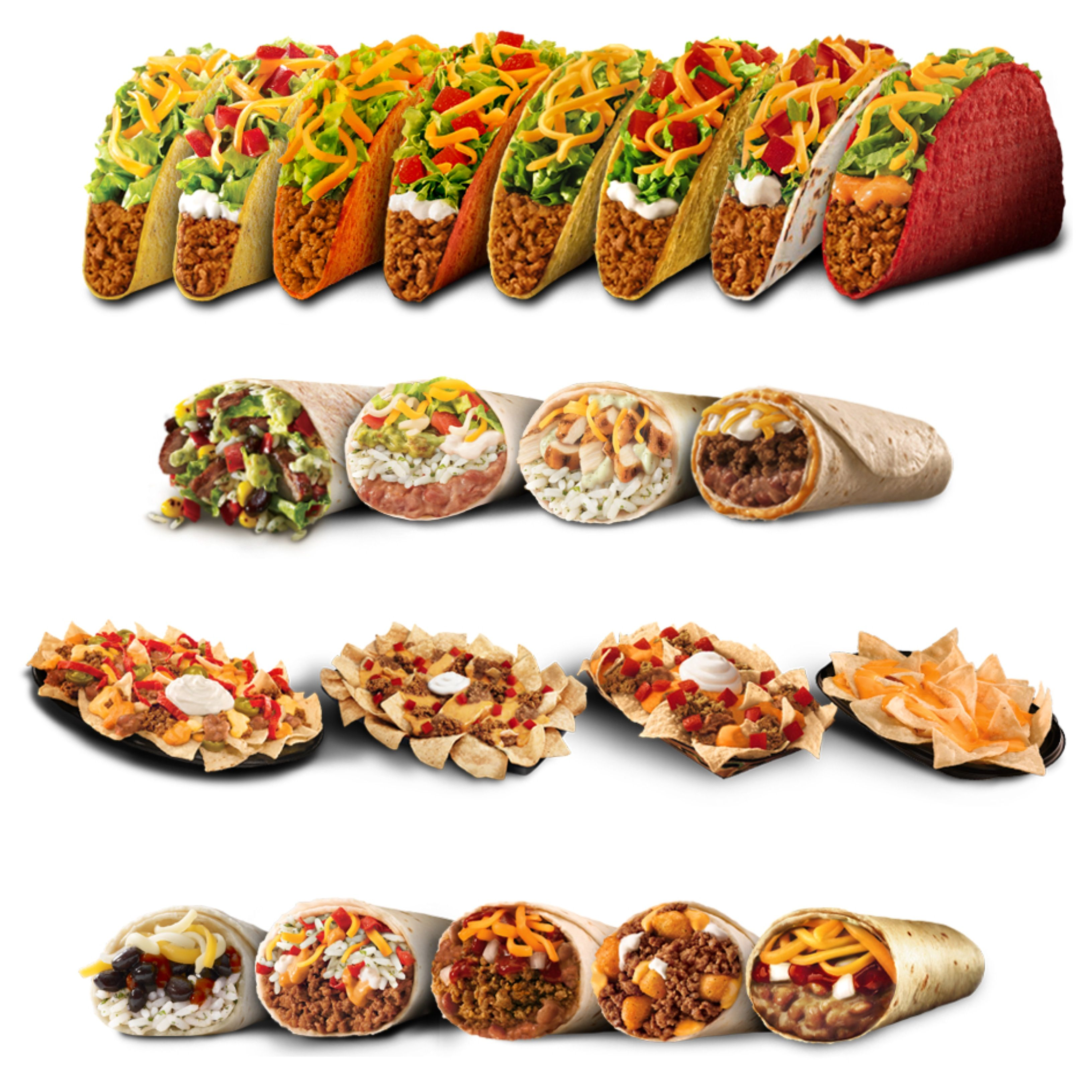 Yum. #tacobell (p.s.- thank you TB Food Champions!) | Slingin ideas ...