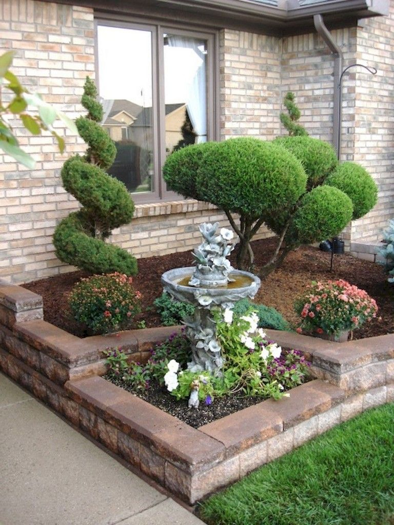 76 Lovely Front Yard Pathway Landscaping Ideas Cheap
