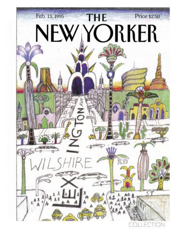 new yorker cover february 1995 - Google Search