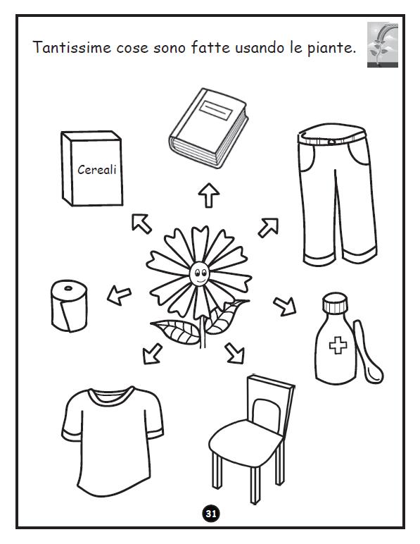 Giochi e colori schede didattiche del maestro fabio - Immagini di colorare le pagine del libro da colorare ...