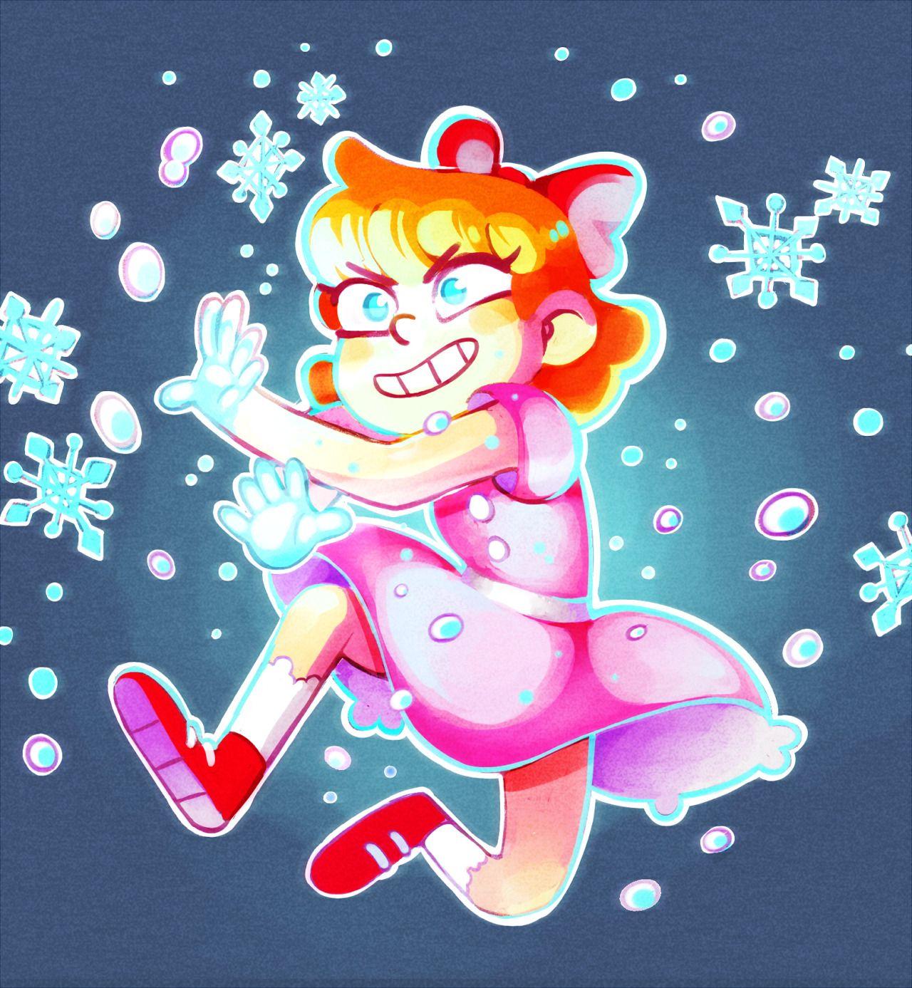 jeneco: PK Freeze ~ ! Yeah, I know it's Pokemon's b-day or