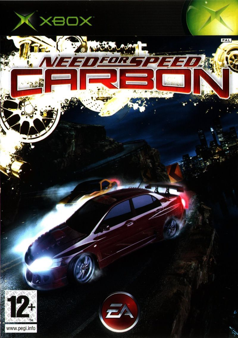 Cover Art For Need For Speed Carbon Gamecube Database Containing Game Description Game Shots Credits Groups Cover Art Need For Speed Childhood Memories