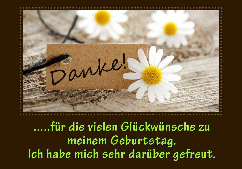Danke Fur Gluckwunsche Zu Bernd S Geburtstag Dankeschon Spruche